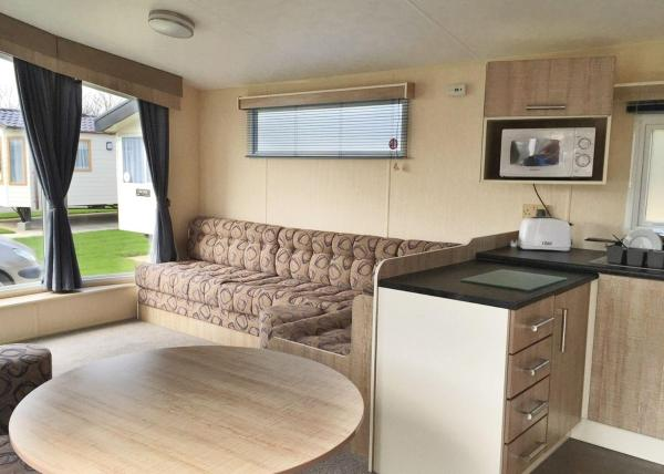 Cowden Holiday Park in Withernwick, East Riding of Yorkshire, England