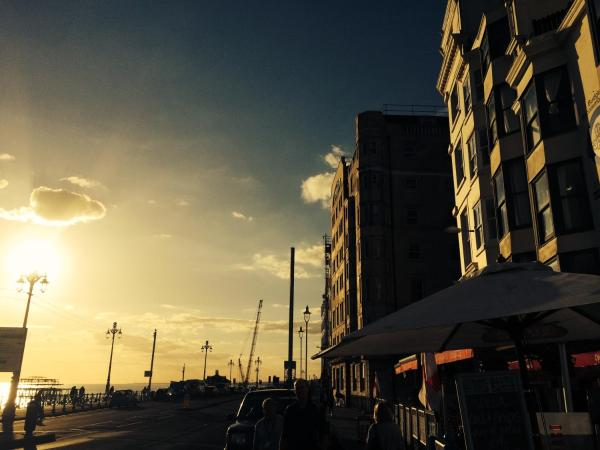 The Grapevine Seafront Hostel in Brighton & Hove, East Sussex, England