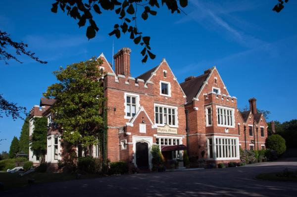 Highley Manor in Balcombe, West Sussex, England