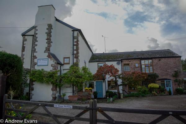 Lea House Bed and Breakfast in Ross on Wye, Herefordshire, England