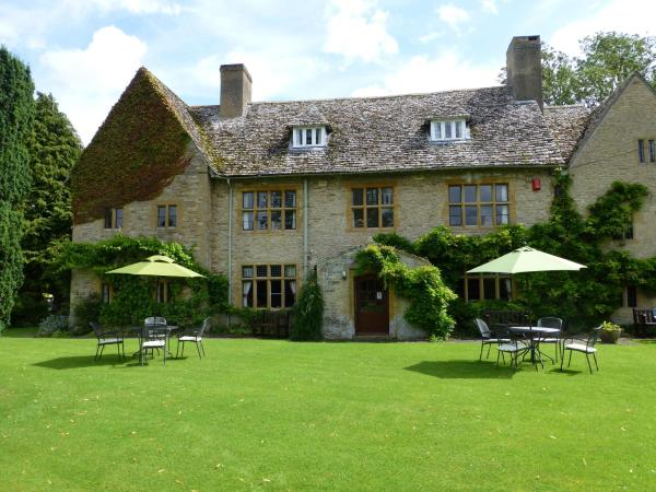 Charney Manor in Kingston Bagpuze, Oxfordshire, England