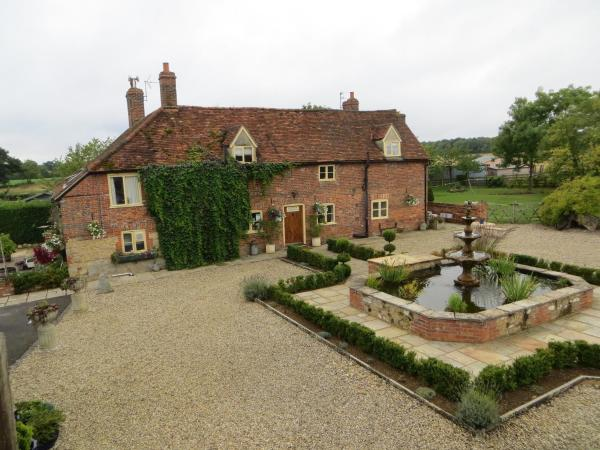 Commonleys B&B in Waterperry, Oxfordshire, England