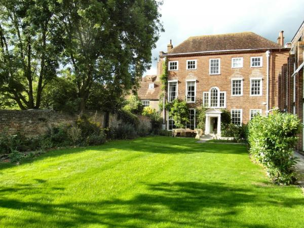 East Pallant Bed & Breakfast in Chichester, West Sussex, England
