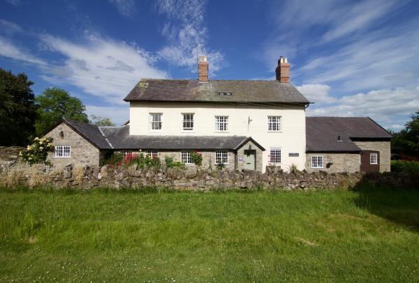 The Coach House in Bishops Castle, Shropshire, England