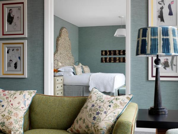 The Soho Hotel in London, Greater London, England
