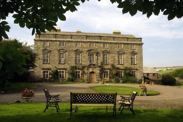 Moresby Hall in Whitehaven, Cumbria, England