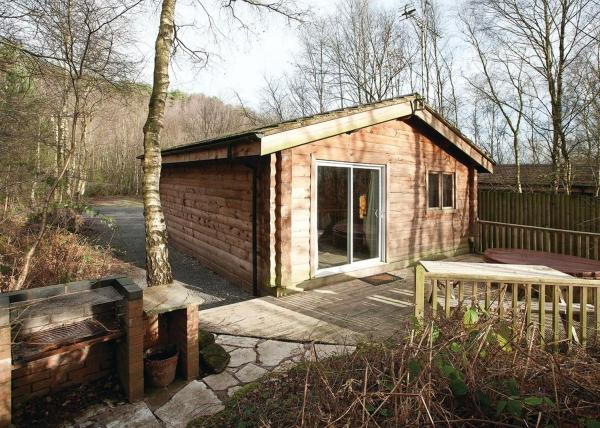 Quarry Walk Lodges in Cheadle, Staffordshire, England