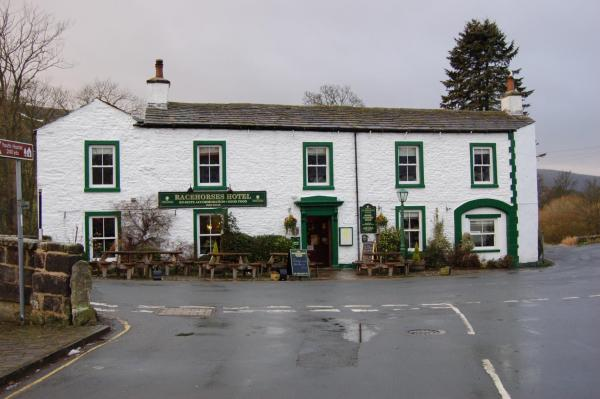 The Racehorses Hotel in Kettlewell, North Yorkshire, England