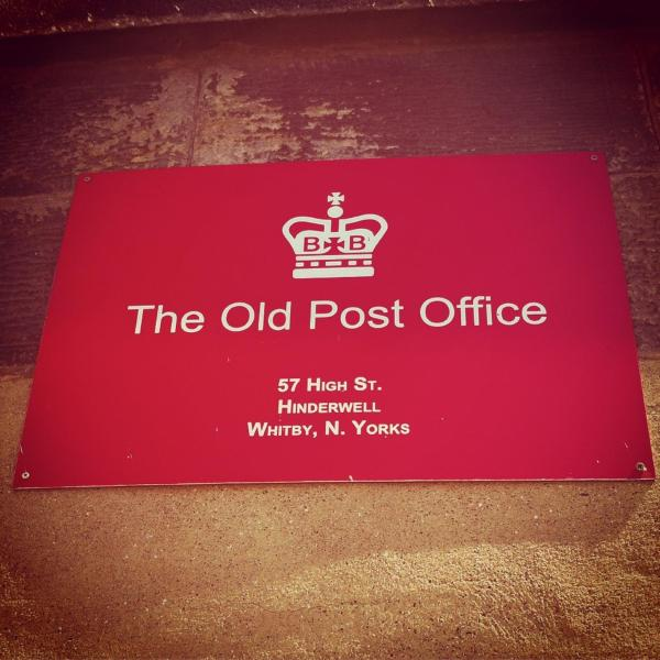 The Old Post Office Bed and Breakfast in Hinderwell, North Yorkshire, England