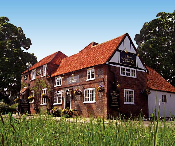 The Nags Head Hotel in Great Missenden, Buckinghamshire, England