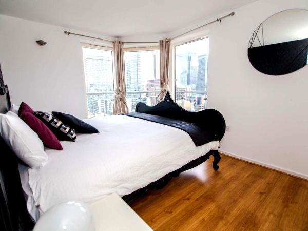 Millharbour Apartments in London, Greater London, England