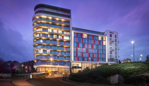 Hilton Bournemouth in Bournemouth, Dorset, England