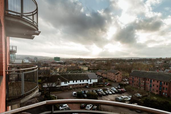 Halo Serviced Apartments-West One in Sheffield, South Yorkshire, England