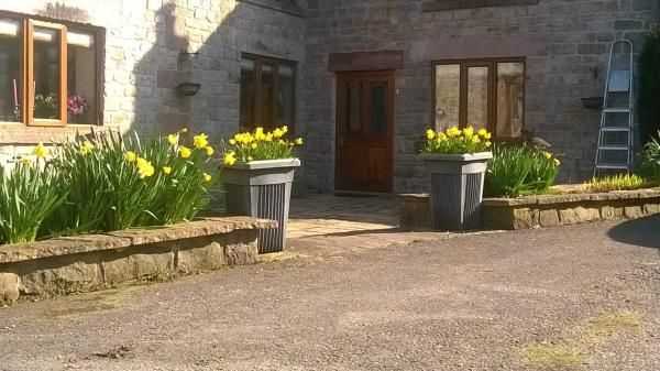Middle Farm Bed and Breakfast in Leek, Staffordshire, England