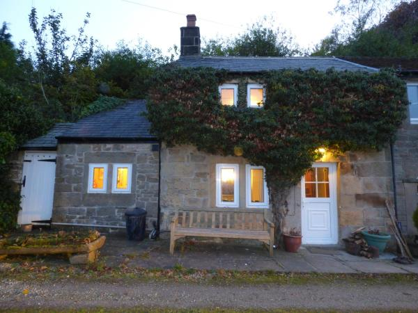 Swallow Cottage in Matlock, Derbyshire, England