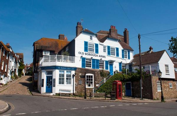 The Tilling Suite in Rye, East Sussex, England