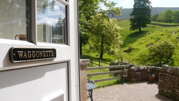 Elysian Fields @ Ing Hill Lodge in Outhgill, Cumbria, England