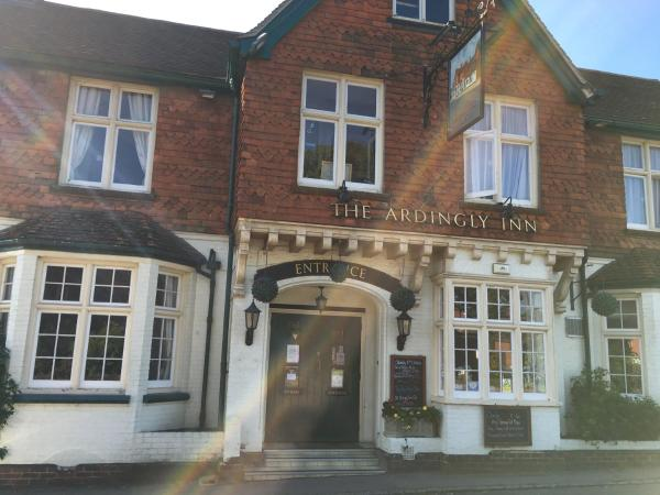 The Ardingly Inn in Balcombe, West Sussex, England