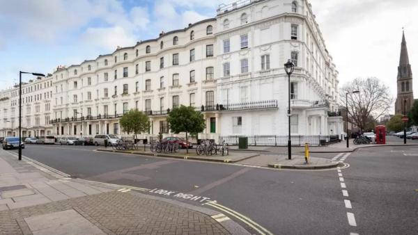 Princes Square Apartments in London, Greater London, England