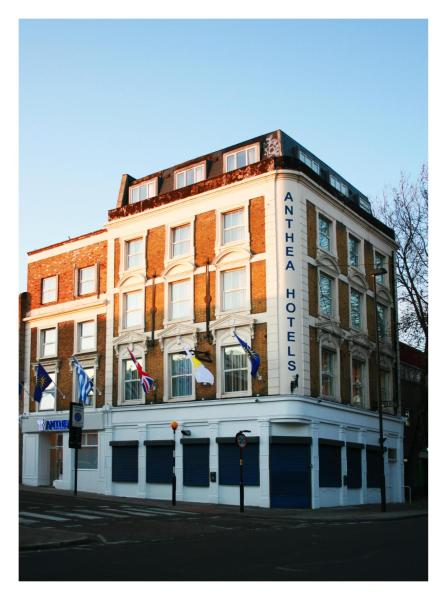 Hotel Makedonia in London, Greater London, England