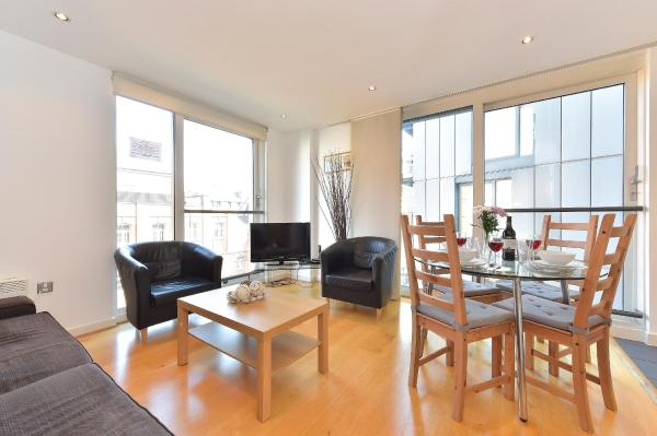Excelsior Apartments in London, Greater London, England