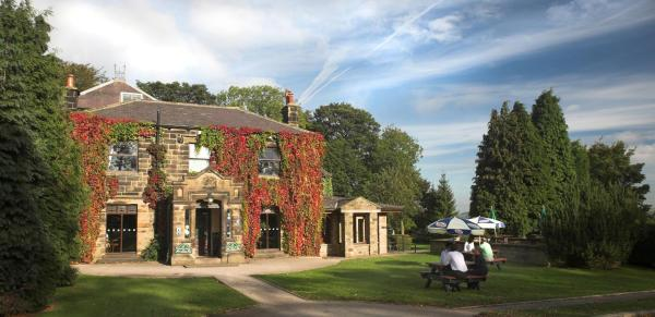 Cubley Hall in Penistone, South Yorkshire, England
