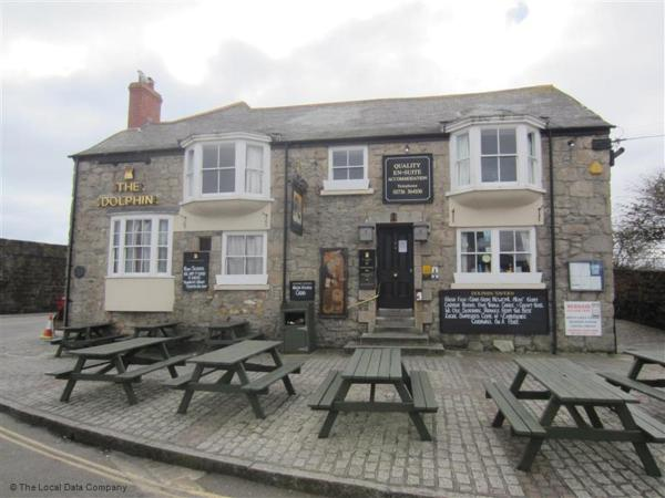 The Dolphin Tavern in Penzance, Cornwall, England