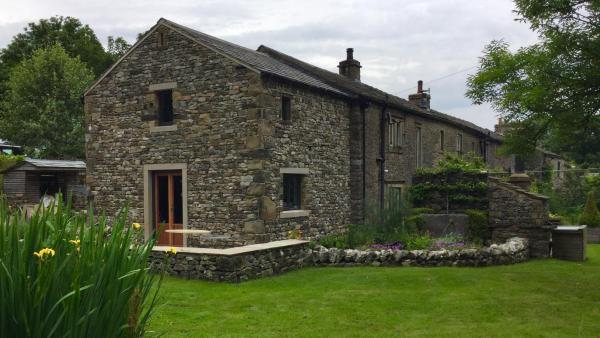 Ginger and Wood B&B in Selside, North Yorkshire, England
