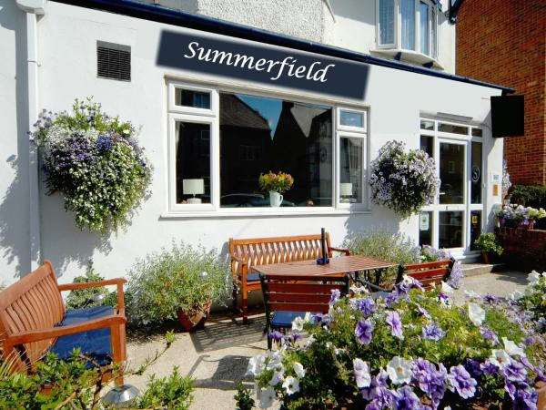 Summerfield Guest House (Formerly Sandra's Guest House) in Bridlington, East Riding of Yorkshire, England