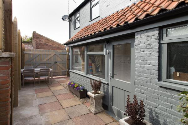 No33 Hillview Lodge in Brancaster, Norfolk, England