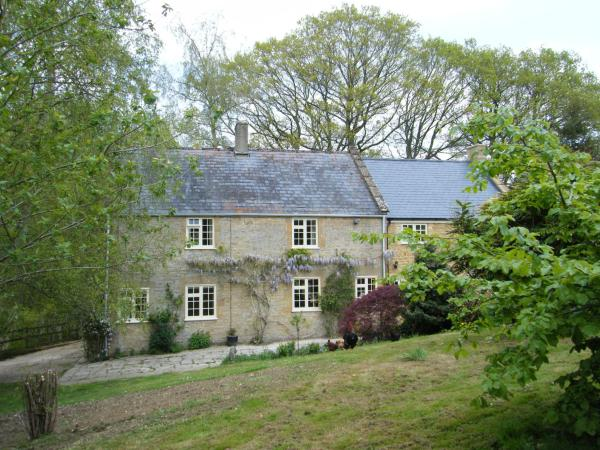 Bagnell Cottage in Chiselborough, Somerset, England