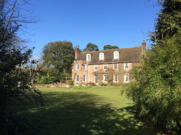 Manby House in Manby, Lincolnshire, England