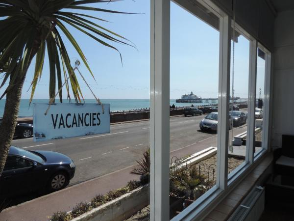 Beach Front Guest House in Eastbourne, East Sussex, England