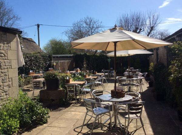 Priory Restaurant and B&B in Burford, Oxfordshire, England