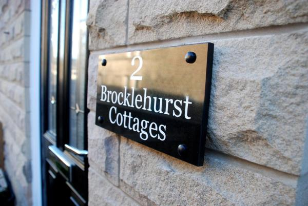 2 Brocklehurst Cottages in Buxton, Derbyshire, England