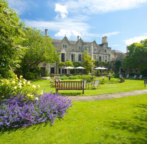 The Close Hotel in Tetbury, Gloucestershire, England