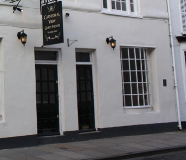 Cathedral View Guest House in Lincoln, Lincolnshire, England