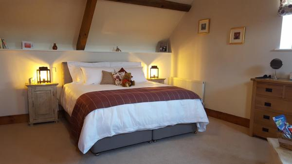 The Old Stables Bed & Breakfast in Shepton Mallet, Somerset, England