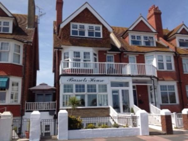Bassets House in Eastbourne, East Sussex, England