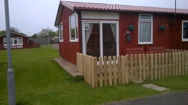 D&D Holiday Chalet in Bridlington, East Riding of Yorkshire, England