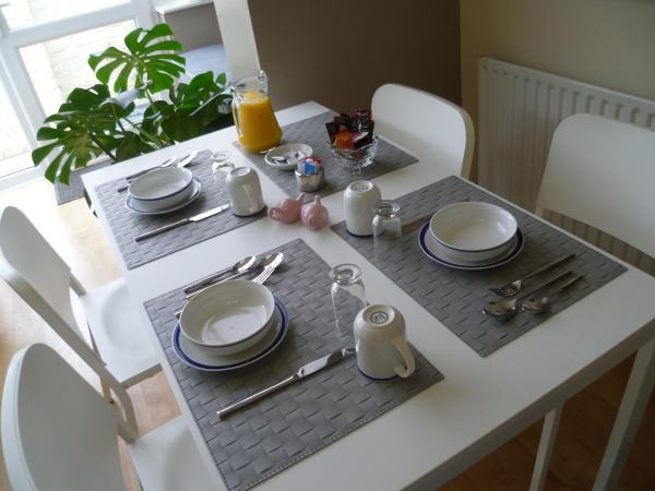Number Twenty-Five Guesthouse in Blackpool, Lancashire, England