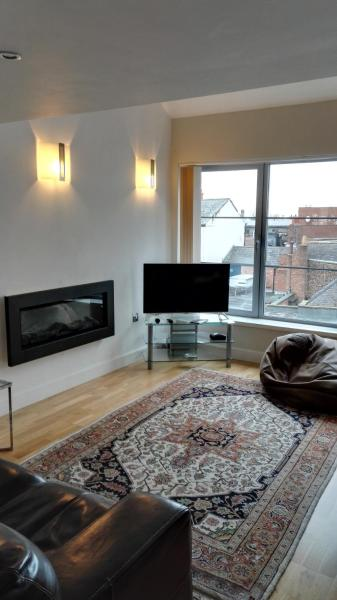 The Loft Apartment in York, North Yorkshire, England