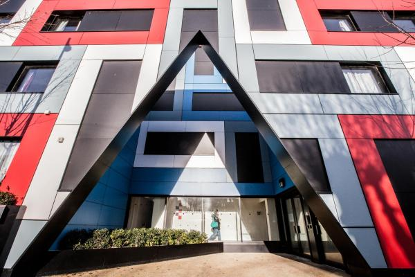 University of Essex - Southend Campus in Southend-on-Sea, Essex, England