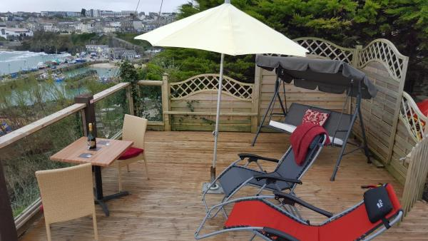 Seaside Apartment in Newquay, Cornwall, England
