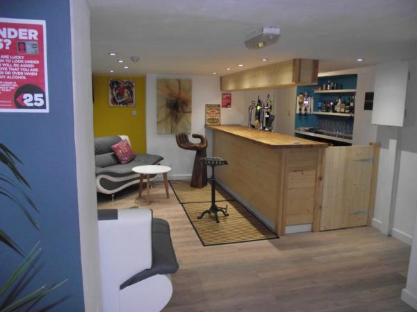 The Blue Room Hostel in Newquay, Cornwall, England