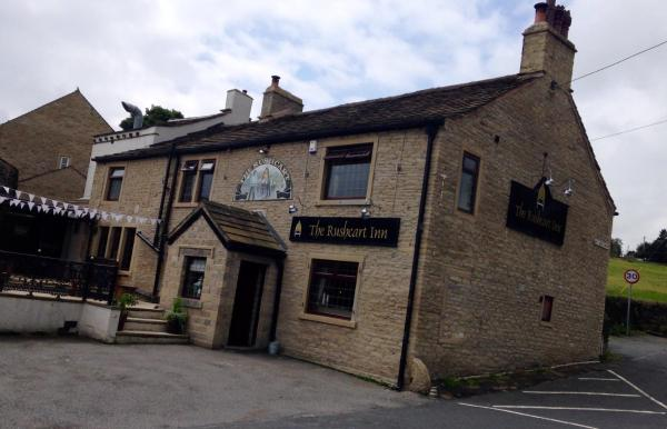 The Rushcart Inn in Sowerby Bridge, West Yorkshire, England