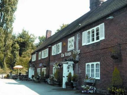 The King's Lodge Hotel in Kings Langley, Hertfordshire, Central England