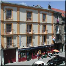 Hotel Les Galets Photo