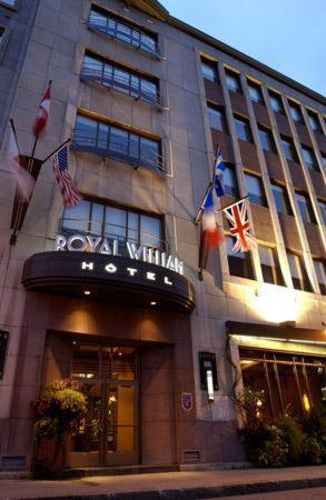 Hotel Royal William Photo