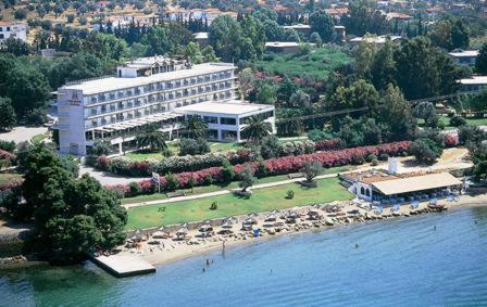 Holidays In Evia Beach Hotel Club Photo